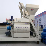 Máquina concreta de la mezcla con el Gemelo-Eje (Js1500)