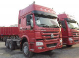 HOWO 6X4 구동 장치형 트랙터 트럭