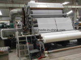 Sola máquina del tejido de la máquina del papel higiénico del cilindro del solo secador