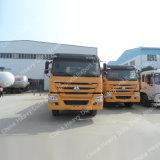Wd 615 Motor de 3 ruedas de camiones camión cisterna Capacidad 18m3 betún Distribuidor
