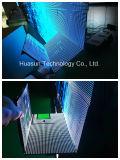 Vorhang-Bildschirmanzeige-/LED-Bildschirm P10 der Rubik Serien-flexibler LED