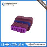 Conector terminal eléctrico femenino impermeable del Pin de Fci 6