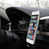 Qualité d'évent pilotant le support magnétique de véhicule avec Smartphone