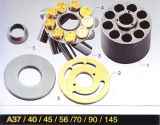 Yuken AR pièces de rechange hydrauliques d'une pompe à piston d'A3h et pièces de réparation