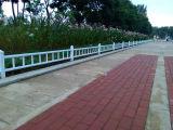 Загородка сада низкой цены высокого качества белая