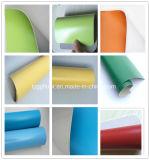 Plancher antidérapant de stratifié de vinyle de PVC de biens dans l'étage de film publicitaire de Rolls