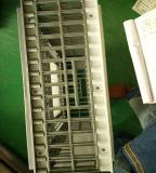 Cage se pliante de transport en plastique de pigeon/cage rotation de volaille