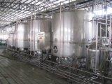 フルオートマチックの低温殺菌されたミルクの加工ライン
