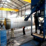 FRP Pipe Filament Winding Moule GRP Pipe Mandrel