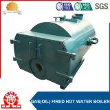 Промышленные газ Wns1.4-1.0MPa горизонтальные и масло - ый боилер горячей воды