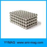 Starker D10mm Kugel-Neodym-Magnet-Bereich