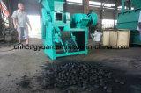 Máquina da extrusora do carvão amassado do pó do carvão vegetal do bom desempenho