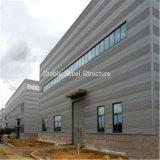 Светлое здание стальной структуры с верхним качеством