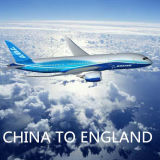 Air Service Freight De China a Londres, Lcy, Inglaterra