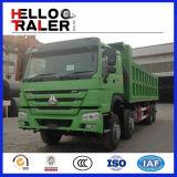 철강선 타이어/30 톤 덤프 트럭을%s 가진 광업 Sinotruck 덤프 트럭