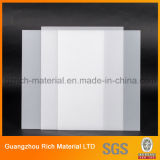 Kundenspezifisches Größen PS-Diffuser- (Zerstäuber)plastikblatt für Beleuchtung