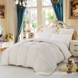 100% Algodão Percale Quilted Duck Down Quilt