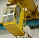 5t 10t Light Duty Double Beam europäisches Overhead EOT Crane