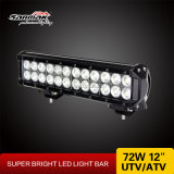 "12 "" 72W ATV Offroad LED 표시등 막대"