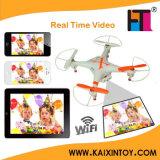 Cheerson Cx-30s 4CH 2.4GHz 6-Axis Gyro WiFi Camera Quadcopter Fpv Drone durante el Verdadero-tiempo Video de Android Control del iPhone