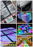 Panneau Dance Floor acrylique, RVB Dance Floor de DEL pour l'usager d'étape de mariage d'exposition de T-Étape