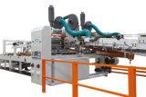 インライン機械を紐で縛る型抜きのホールダーGluerに細長い穴をつけるFlexoの自動印刷