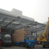 Armazón de acero prefabricado de marco con Big Canopy