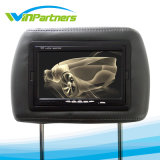 7inch monitor do Headrest TFT LCD Digital com descanso