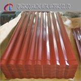 PPGI Coluorの上塗を施してある鋼鉄屋根ふきシート