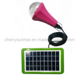 Kit solare portatile chiaro domestico solare solare di illuminazione del sistema di illuminazione LED mini in India