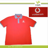 Fornitore della maglietta di polo di sport della maglietta /Golf di polo degli uomini dell'OEM (F140)