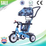 Bebé plegable Trike de la venta al por mayor de la fábrica de la bici de los cabritos de las ruedas de China 3