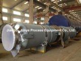 処分の蒸発器の熱交換器