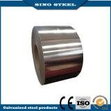 L'étain de pente de SPCC a enduit la bobine en acier de fer blanc électrolytique
