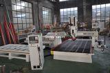 Máquina de trabalho de madeira do router do CNC do ATC para a fatura acrílica do sinal
