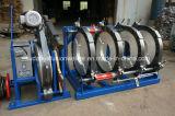 Saldatura per fusione di estremità del tubo di HDPE/PE che congiunge macchina
