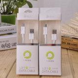 Cabo de dados de venda quente do USB/micro cabo do USB/cabo do telemóvel
