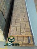 Панель украшения стены для панели сандвича пены PU изоляции жары