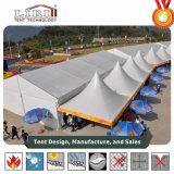 tenda di alluminio del Pagoda dell'alta tenda superiore del giardino di 3X3m