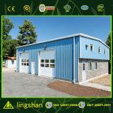 미국 기준에 있는 현대 Prefabricated 작업장