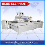 Ele1325 4 CNC van de Gravure van de As de Machine van de Router voor de Houten Gravure van het Meubilair