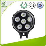 ジープのためのDC10-30V 60Wのクリー族LEDのヘッドライト
