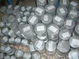 Discos do filtro do aço inoxidável de engranzamento de fio