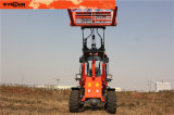 CE Approved Compact Shovel Loader Everun с Sweeper