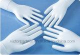 Порошка цены высокого качества перчатки рассмотрения латекса хорошего свободно устранимые
