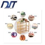Выполненные на заказ творческие 5 слоев агрегата Bamboo шкаф ботинка