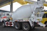 NordBetonmischer-LKW des benz-6X4 380HP 8m3 10m3