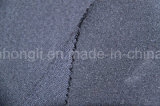 Tessuto di T/R/Sp tinto filato, 63%Polyester 33%Rayon 4%Spandex, 260GSM