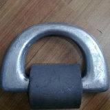 自己カラー合金鋼鉄金属はDリングを造った