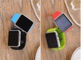 Bluetooth 3.0のカメラ2m (GM18)が付いているスマートな腕時計の電話